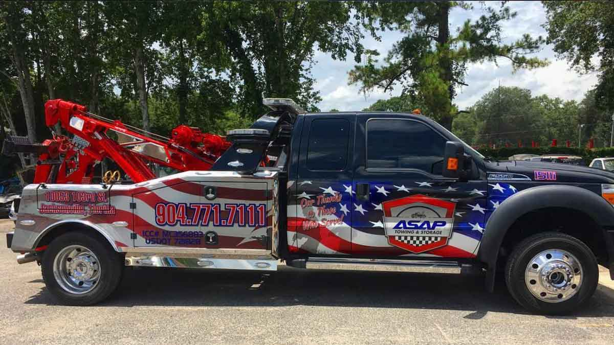 Cheap Tow Trucks >> Local Towing Jacksonville St Augustine Cheap Towing I 95 I 10